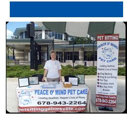Dog Walking | Pet Sitting | Pet Care Services | Cat Sitters Gainesville GA Georgia
